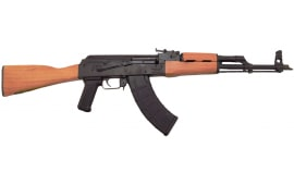 Romanian WASR-10/63 GP Military Wood Stock, Pistol Grip and Muzzle Brake - RI1188E-G