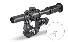 Wolf Performance Optics 4x24-1 Optical Sight - WPAPO4X24-1