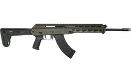 M+M Industries M10X w/ Magpul Zhukov-S Folding Stock, 30 Round Magazine, O.D. Green - M10X-Z-ODG Magpul Edition