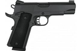 "Tisas M45 1911 4.25"" Barrel 8+1 45 ACP - Black"