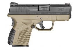 Springfield XD-S 9mm Slimline Ultra Compact