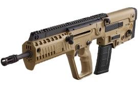 IWI Tavor X95 XFD16 Flattop Carbine, 5.56 Caliber Bullpup Semi-Auto Rifle 30+1 Flat Dark Earth