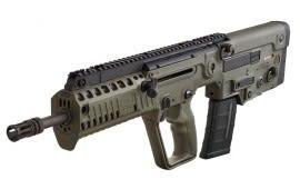 IWI Tavor X95 XG16 Flattop Carbine, 5.56 Caliber Bullpup Style Semi-Auto Rifle 30+1 OD Green