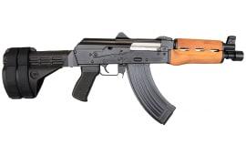 Yugo PAP M92PV AK-47 Pistol, 7.62x39, w/ Stabilizing Brace - HG3089CN