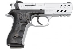 Tisas ZiGANA FC 9mm Full Sized Handgun - White