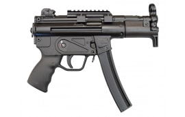 Zenith Z-5K Semi-Auto Roller Action Pistol, 9x19 mm, W / 3-30 Round Mags, by MKE Industries Turkey - HK MP5K