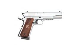 Zenith Firearms GIRSAN MC 1911 S - 45 ACP 1911 Pistol - Bright White