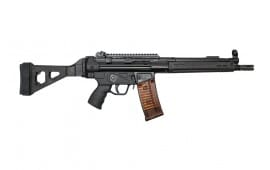 Zenith Z-43P Semi-Auto Pistol, 5.56 NATO, w/ SB Tactical Brace, 3-30 Round Mags w/ Threaded Barrel & Carry Case
