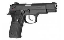 Turkish ZIGANA M16 Semi Auto Pistol 15+1 - 9mm - GRZIGM16BL
