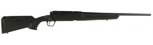 """Savage Arms 57244 Axis Youth .223 20"""" Matte Blued / Black Synthetic Ergo STK"""