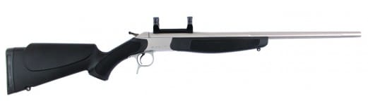"CVA Scout V2 .44 Magnum Rifle, 22"" Black Stainless Steel with Break - CR4431SSC"
