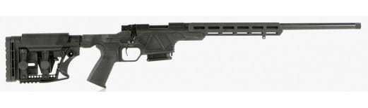 "Howa HMAC70722 Mini Action Rifle Bolt 20"" Heavy TB 5+1 Luth-AR MBA-3/Aluminum Chassis Black"