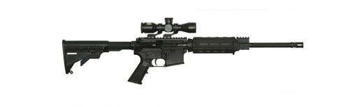 Alex Pro Firearms RI013BONikon Econo 300Black 16 Nikon 3X Scope
