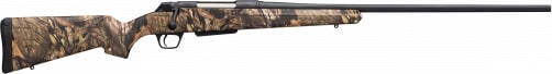 """Winchester Guns 535704264 XPR Hunter Bolt 270 WSM 24"""" 3+1 Synthetic Mossy Oak Break-Up Country Stock Blued"""