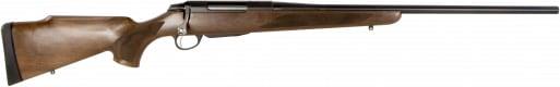 """Tikka T3 JRTXF651 T3x Forest Bolt 6.5x55 22.4"""" 3+1 Wood Stock Blued"""