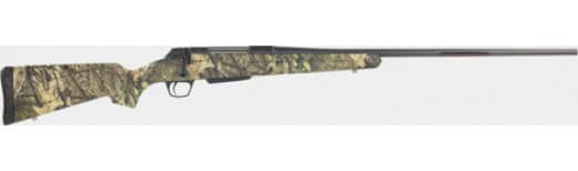 "Winchester Guns 535704233 XPR Hunter Bolt 300 Win Mag 26"" 3+1 Synthetic Mossy Oak Break-Up Country Stock Black"