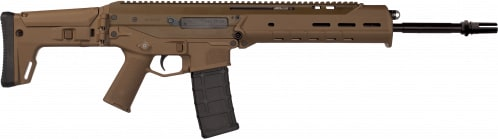 "Bushmaster 90847 ACR Basic Folder SA 223Rem 16.5"" 30+1 A2 Stock Coyote Brn/Black"