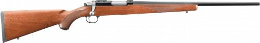 "Ruger 7201 Rotary Magazine 77/22 Bolt .22 Hornet 20"" 6+1 American Walnut Stock Blued"
