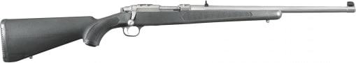 "Ruger 7402 K7744RSP 44 RemMag Black Synthetic Stk/SS Finish 18.5"" 3+1 Adj Sights"