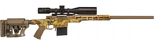 Legacy Sports HCRL72507MCCFDES Howa HCR Chassis 6.5CREED 24 Multicam