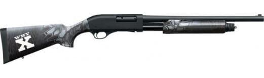 Weatherby PA08KTR1219PGM PA-08 Typhon TR 12G Pump Action Shotgun