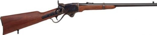 """Taylors and Company 160 1865 Spencer Carbine .56-50 20"""" Blue Barrel with Case Hardened Frame"""