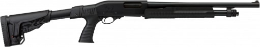 "Charles Daly Chiappa 930117 300 Tactical Pump 12 GA 18.5"" 3"" Tactical Shotgun"