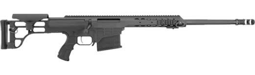 Barrett 14806 98B 338LAP FLD CFT 24 Lght BBL Black
