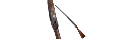 "Fausti 25103W DEA SXS 12G 26""CASE Finish Shotgun"