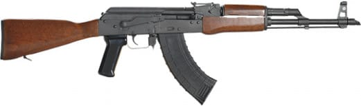 Blackheart BFV762B10W AK-47 B10 7.62x39 Romanian AKM-Type Mil-Spec Solid Beech Hardwood Furniture