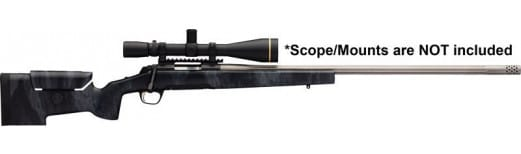 Browning 035426291 Xbolt Target 6MMCREE Fluted BBL Muzzle