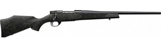 "Weatherby VLT223RR0O Vanguard Series 2 Volt Bolt 20"" 5+1 Synthetic Black w/Green Spiderweb Stock Blued"