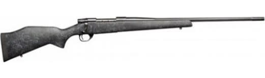 Weatherby VLE240WR4O Vanguard 240 WBY 24 Fluted Wilderness Black Gray