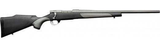 "Weatherby VTT223RR2O Vanguard Weatherguard H-BAR Bolt 20"" 5+1 Synthetic Black/Gray Stock Gray Cerakote"