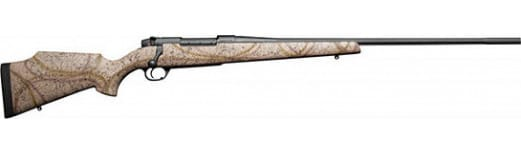 Weatherby MOFM257WR6O 257 WBY MKV 26 Fluted RC Outfitter Desert Camo