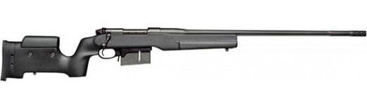 Weatherby MTCM338LR8B MKV Tacmark 338 LAP Black DBM Muzzle Brake