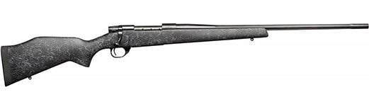 Weatherby VLE257WR6O WBY Wilderness 26 Black-gry Web/matte Fluted