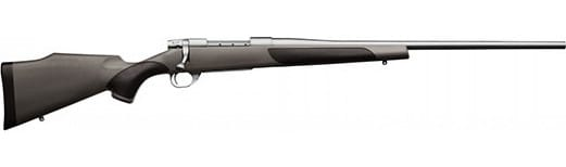 Weatherby VGS7MMRR6O Synthetic Stlss 26 Gray w/ Black Griptonite/ss