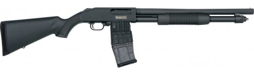 Mossberg 50205 590M 18 10rd CB . Magnum FED Synthetic Tactical Shotgun