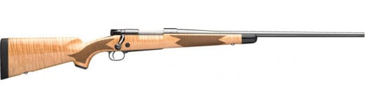 """Winchester 535218212  70 Super Grade Bolt .243 Win 22"""" 5+1 Maple Stock Blued"""