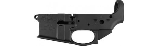 Anderson D2K067B0000P Lower AR-15 Stripped