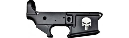 Anderson D2K067A0020P Lower AR-15 Stripped