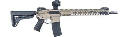 """Barrett 17176 REC7 DI Carbine 300 Blackout 16"""" Black"""