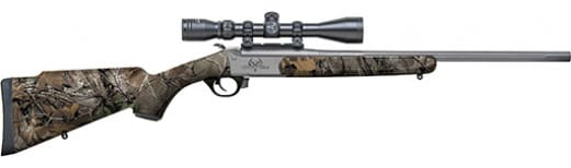 Traditions CR5441126DC Outfitter G2 .44 Magnum 22 Realtree Xtra Camo 3-9x40 Scope and Case