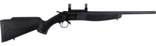 "CVA CR5711SC Hunter Outfit 25"" Blued / Black w/3-9X32"