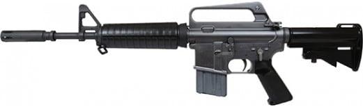 "Colt Defense CRXM177E2 XM177E2 Reissue 16.1"" Barrel 20 Shot Black"