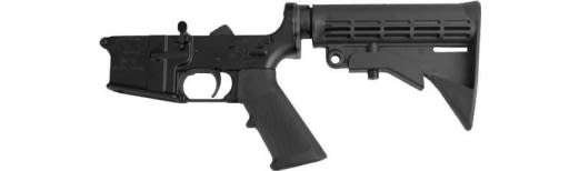 Anderson B2K402A000 Complete AR-15 Lower Receiver Black