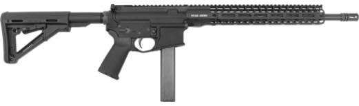 "Stag Arms STAG800007L 9L Tactical 16"" 32rd 13.5"" M-LOK Black Left Hand"
