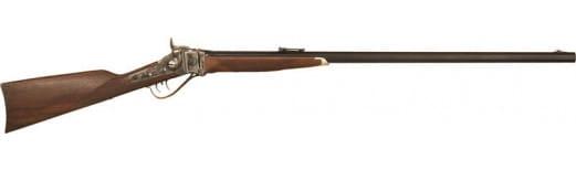 "Cimarron AS100 1874 Billy Dixon .45-70 32""OCTAGON CC/BLUED"