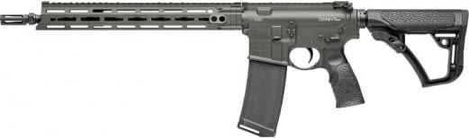 "Daniel Defense 0212801219047 DEF. M4 Carbine V7SLW 14.5"" 32rd M-LOK Green"